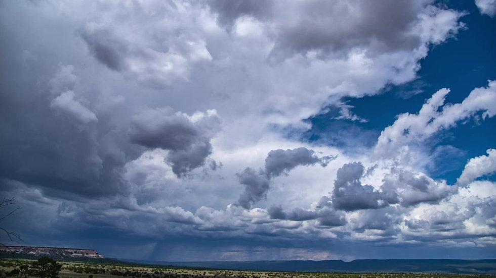 Malpais & El Morro Clouds Timelapse_082018