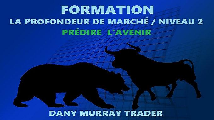 FORMATION SUR LA PROFONDEUR DE MARCHÉ