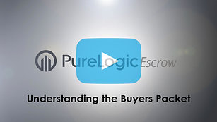 Understanding The Buyers Packet