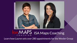 Learn how Lauren sets over 280 appointments for the Wexler Group