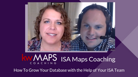 How To Grow Your Database with the Help of Your ISA Team