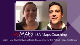 Learn How Kevin Is Owning Circle Prospecting for the Pollock Properties Group
