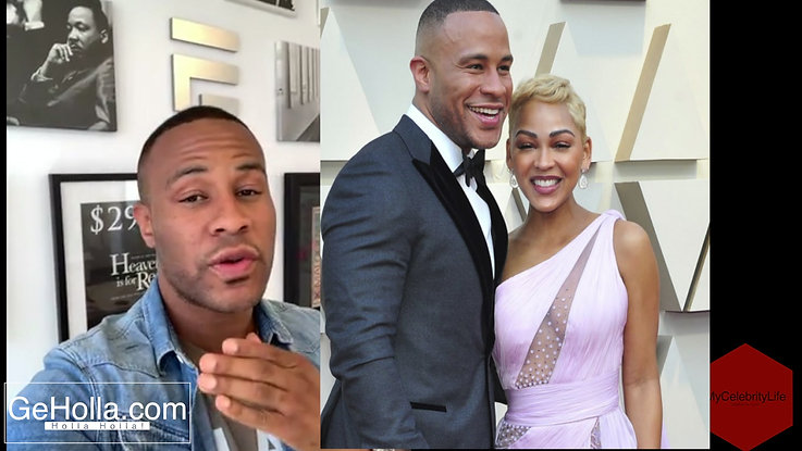 My Celebrity Life- DeVon Franklin is an award-winning Film & TV producer, best-selling author.