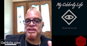 My Celebrity Life- Sinbad
