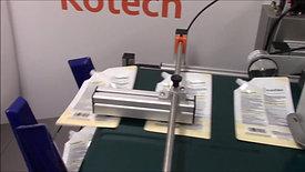 GCB Solutions RF1 printing twist pouch