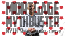 Mythbuster #9 - Always go with lowest rate!