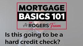 MB 101 - Hard Credit check