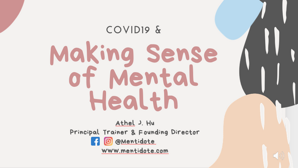 Course 4 Making Sense of Mental Health in COVID-19