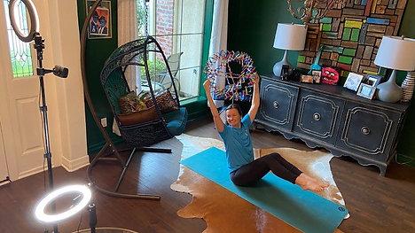 Bear Hunt Yoga Time