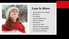 Winter Wellness Warrior Workshop