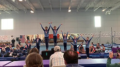 GYMNASTICS COMPETITIONS! VAULT QUEENS