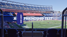 Rob Gronkowski Bud Light Friendship Test - W+K