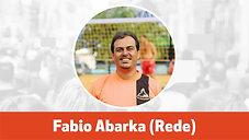 Fabio Abarka agradece a participação no Debate JNB