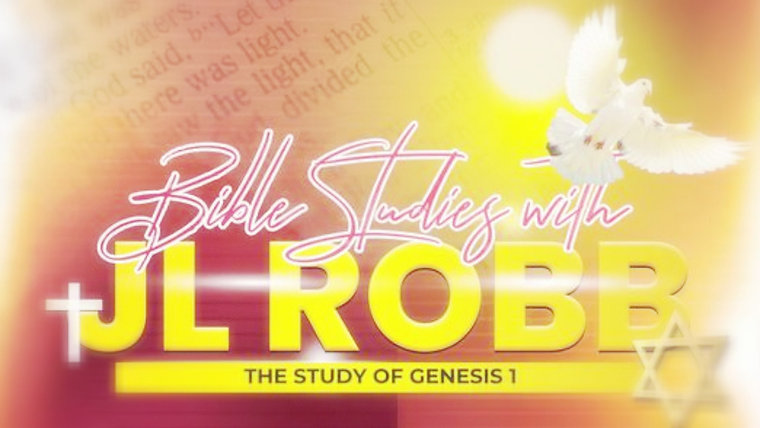 Bible Study with JL Robb