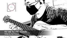 LOL Music - Fly Me To The Moon (Acoutic Cover)