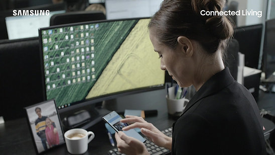 Samsung Connected Living_Eyes on your pet