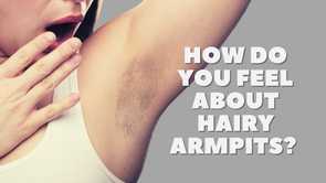 iHeart Media: Armpit Hair