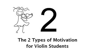 #2: The 2 Types of Motivation