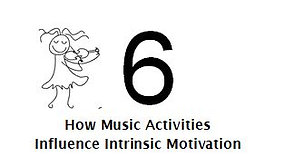 Chapter 6: How music activities influence intrinsic motivation