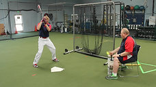 06 - PARENT AND CHILD - LIMITED EQUIPMENT HITTING DRILL #11 H0060Y