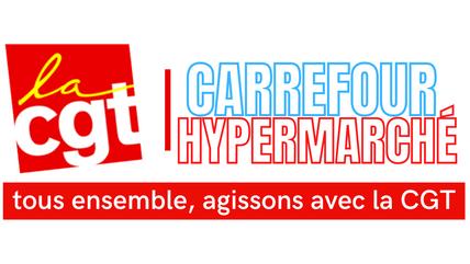 TV - Cgt carrefour hypermarché
