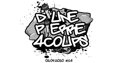 D'UNE PIERRE 4 COUPS #14