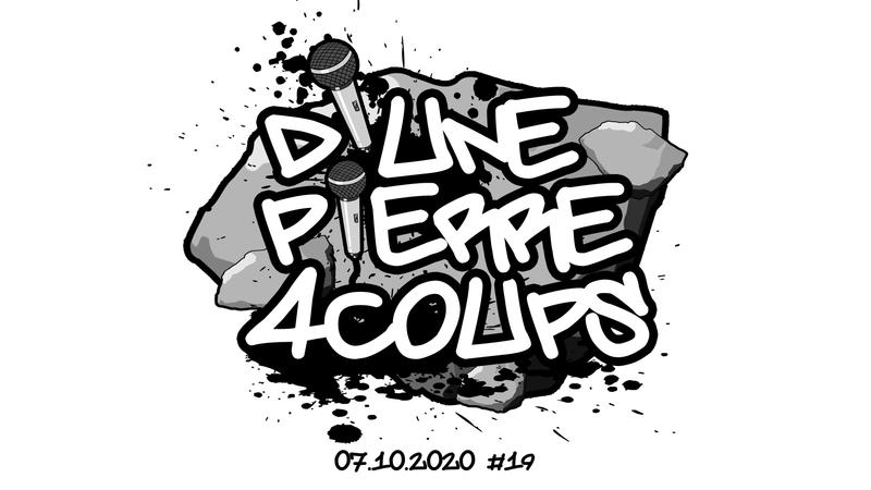 D'UNE PIERRE 4 COUPS #19