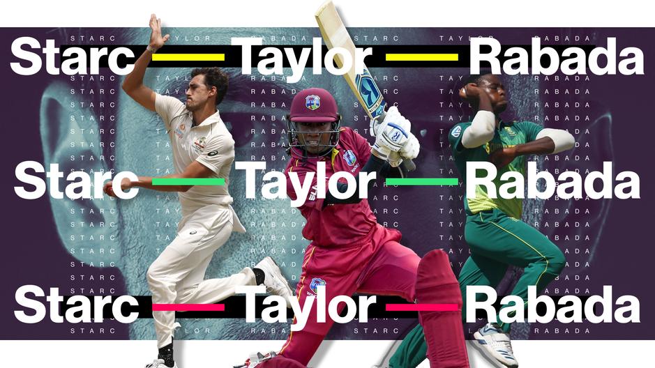 BBC Cricket Titles: England v Pakistan Tests