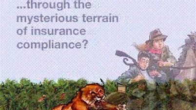 Paper Tiger - banner ad