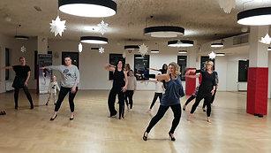 """Ladies Dance w ramach """"Karnawału w Wilanowie"""" 12.01.2019"""