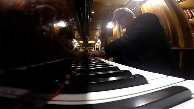 PIANOSTALGIE au GRAND COEUR de MERIBEL