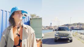 Volvo - Malin testar elbil