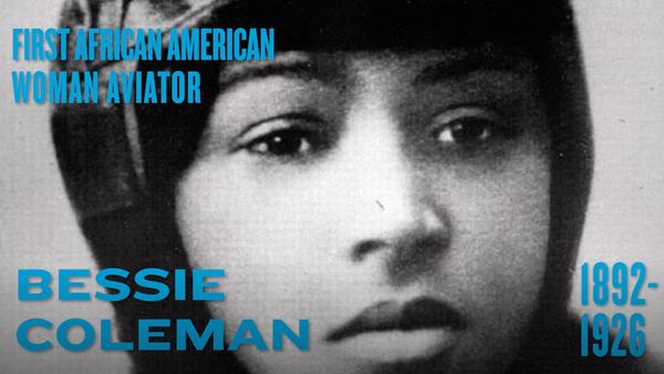 Unladylike2020 Episode 101 - Bessie Coleman