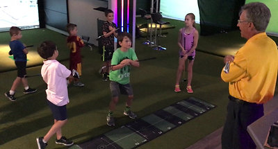 Kid's Clinic - Golf Instruction