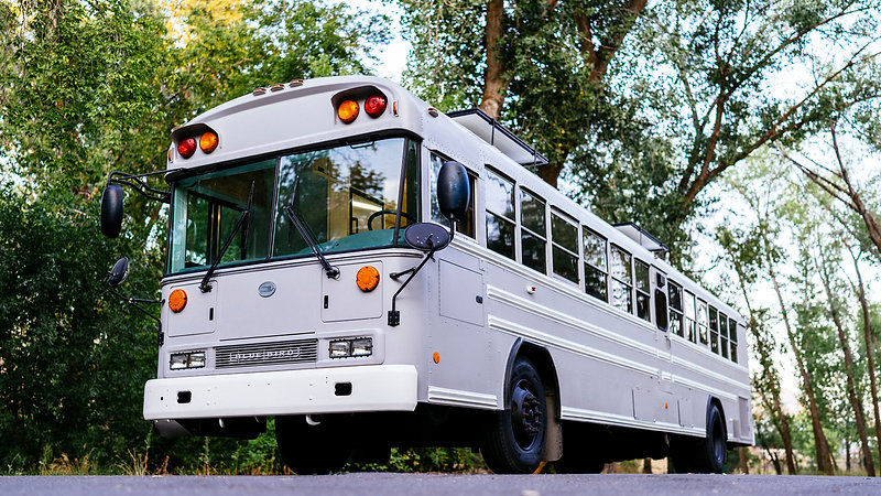 Apex Customs August Bus Process Video