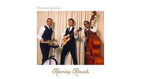 Henrick Solera with Trio - Roaming Rascals - (The Roaming Trio)