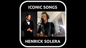 Henrick Solera Solo (Vocal & Guitar)(Iconic Songs)