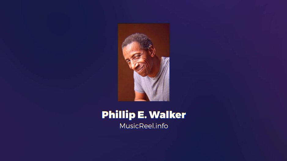 Music Video Reel ~ Phillip E. Walker Commercial1