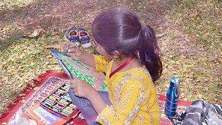 Art Courses at RangSangam