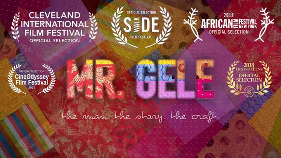 Mr. Gele: The Man. The Story. The Craft - Trailer