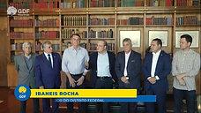 Ibaneis anuncia reajuste de 8% e mudança no Fundo Constitucional