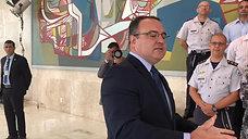 PPMM-DF vista e homegeia PR Bolsonaro