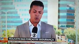 DFTV: Polêmica no Reajuste das Forças de Segurança do DF