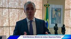 Mensagem de Fim de Ano do Ministro André Mendonça