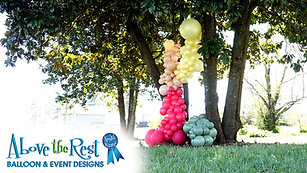 Above the Rest Balloons   Spring Promotion