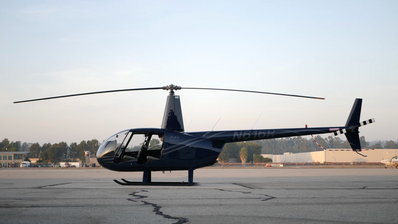Helicopter Spec. Commercial