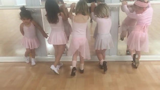 Melody Bear - Tip Tap Toe Pre-School Class