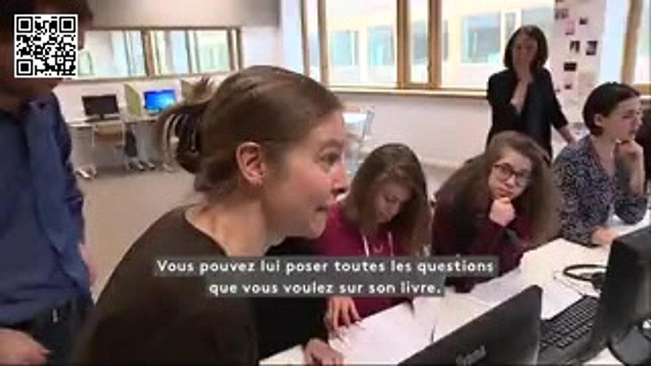 Cyane et Marie-Hélène Fasquel