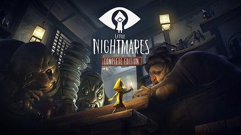 Little Nightmares - FULL PLAYTHROUGH