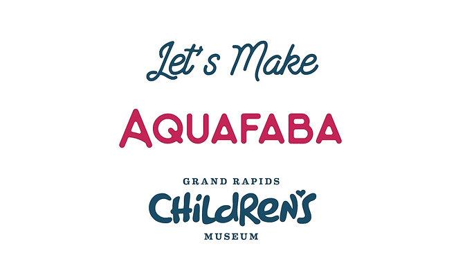 Aquafaba